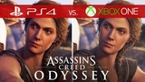 Assassins Creed Odyssey Comparison - Xbox One vs. Xbox One S vs. Xbox One X vs. PS4 vs. PS4 Pro