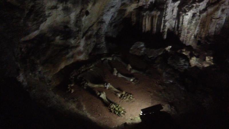 Тайны пещер Крыма