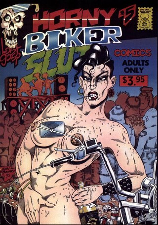 Horny Biker Slut 05