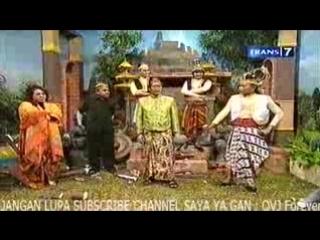 Opera Van Java (OVJ) - Episode Sumpah Bisma - Bintang Tamu Asti Ananta dan Betrand Antolin