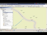ArcGIS Desktop part 21 (getting information about objects 5- relates between tables)
