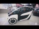Review Awal Toyota i-Road di Indonesia
