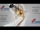 Оригинальная лампа без модуля ELPLP49 V13H010L49 для проектора Epson EH TW3200 LS