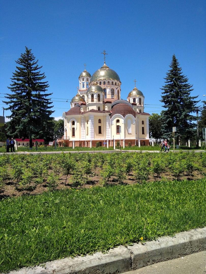 Нальчикский Марие-Магдалининский собор.