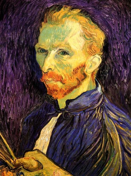 Автопортреты Винсента Ван Гога. Часть 3 Эти 10 картин были написаны в 1887-1989 г.г.Для Винсента лицо, судя по всему, было неисчерпаемым источником идей и полем для экспериментов. Сам художник