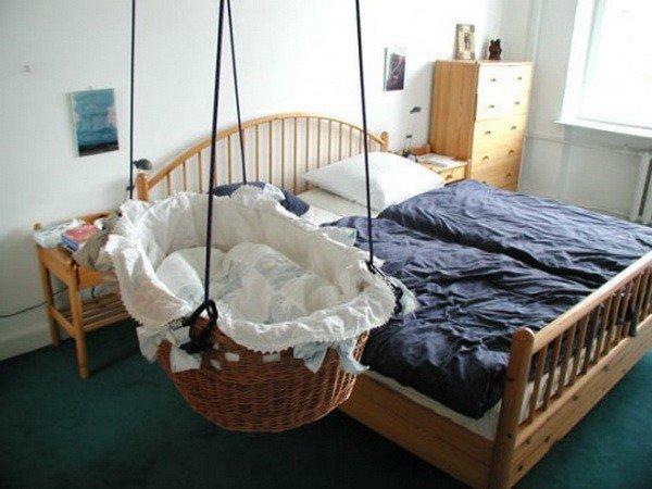Чтобы ночью малыш был рядом (1 фото) - картинка