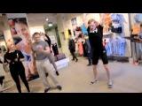 Открытая CrossFit тренировка в магазине Reebok клуба KHV NEXT LEVEL 06.04.2014