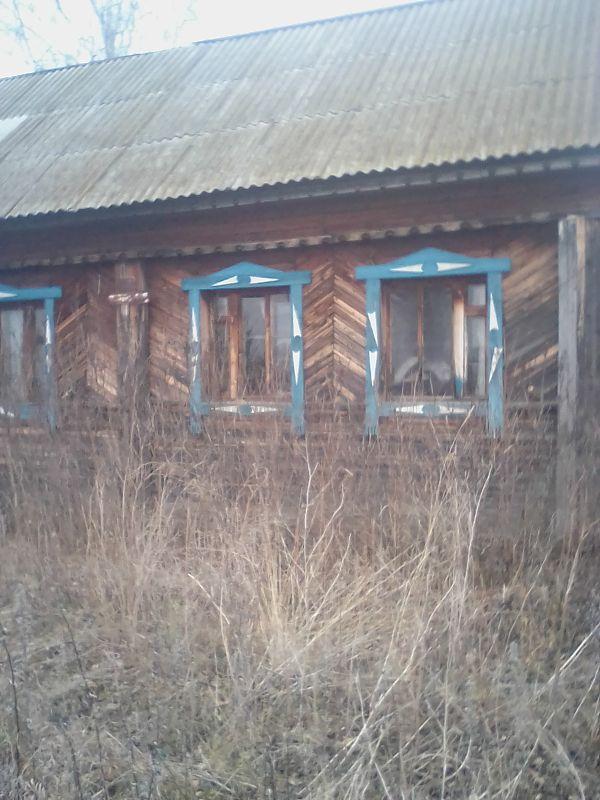 пожар в д. Моховая, чайковский район, 2018 год
