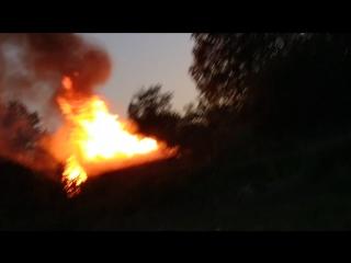 Пожар у Райта 29.06.18