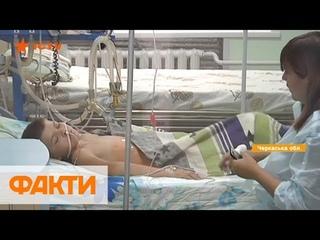 В Черкасской области школьник впал в кому после избиения одноклассниками