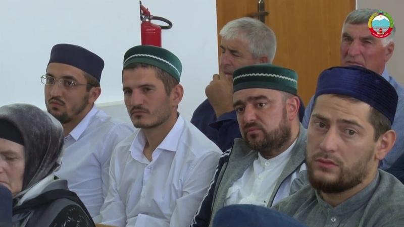Роль богословско-правовых заключений в консолидации общества обсудили в Буйнакском районе