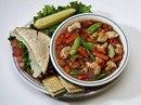 Рецепт как приготовить суп из тушоных овощей.  Вам понадобится.