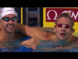 Olympic Swimming Trials _ Nathan Adrian Wins 100-Meter Freestyle