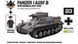 Panzer I - Custom LEGO Military Kit