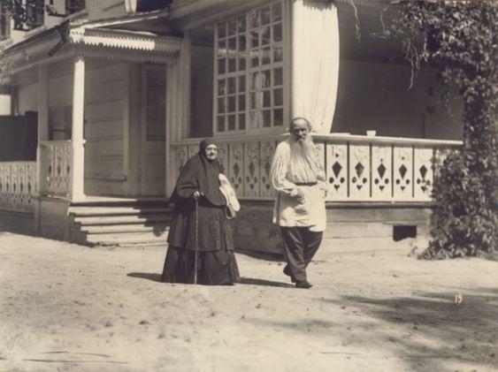 Из дневника Льва Толстого: