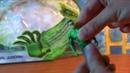 Обзор на фигурку Зелёного фонаря Хэла Джордана. Battle Shifters