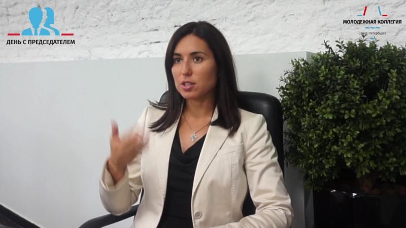 Интервью с Р.Ю. Абдулиной в рамках проекта День с Председателем