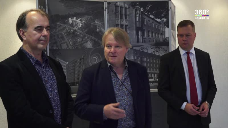 В Петрозаводске открылась фотовыставка «Уно Ульберг – архитектор Карелии»