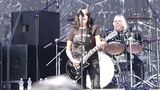 GIRLSCHOOL live at Bang-Your-Head-festival in Balingengermany 072018