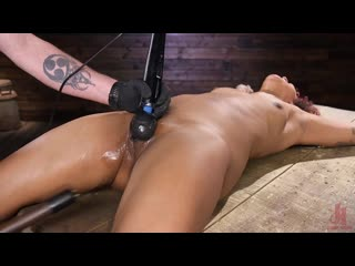 Daisy ducati - brutal bondage, severe torment, and squirting orgasms [kink. bdsm, boundage]