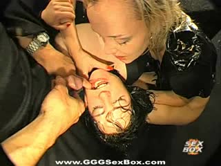SexBox 02 Piss Pissing Bukkake Group Russian Gang Bang Orgy Hardcore Anal Gonzo Brutal DP Fetish BDSM Cum