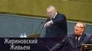 Жириновский Японцы не получат ни одного метра российской территории