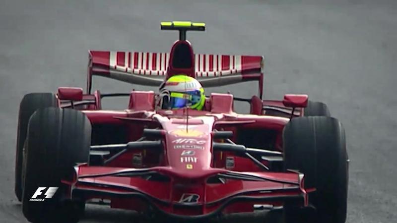 9 anos atrás Hamilton venceu seu 1 titulo em Interlagos ; foi uma das melhores corridas da F1