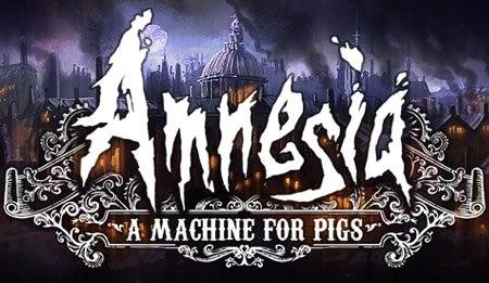 amnesia a machine for pigs монстры
