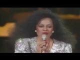 Diana Ross на мероприятии MOTOWN 25