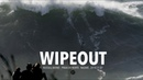 Wipeout . Russell Bierke . Raw Footage @ Nazaré, Portugal - 2018.11.07 [Surf, Big Waves, 4K]