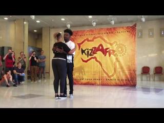 Gwany&Kizzy - KizzAfro 2018 - кизомба