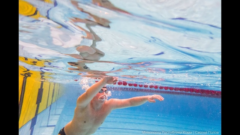 Соревнования Северо-Запада по плаванию на короткой воде