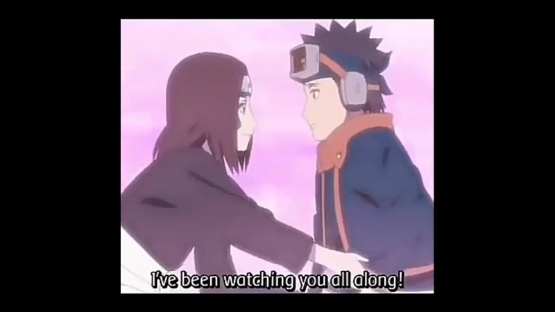 Obito can finaly meet his true love-Rin😭❤