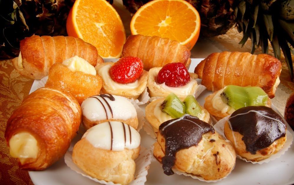 Пекарни могут сосредоточиться на выпечке и десертах.