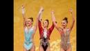 Dina Arina Averins and Alexandra Soldatova|Чемпионат Мира 2018