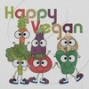 ******    Happy Vegan ******