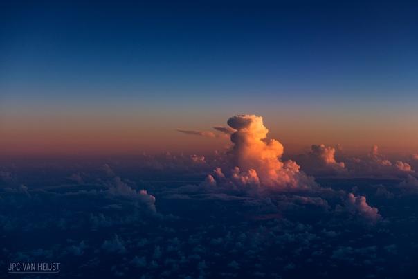Завораживающие фото от голландского лётчика Кристиана ван Хейста