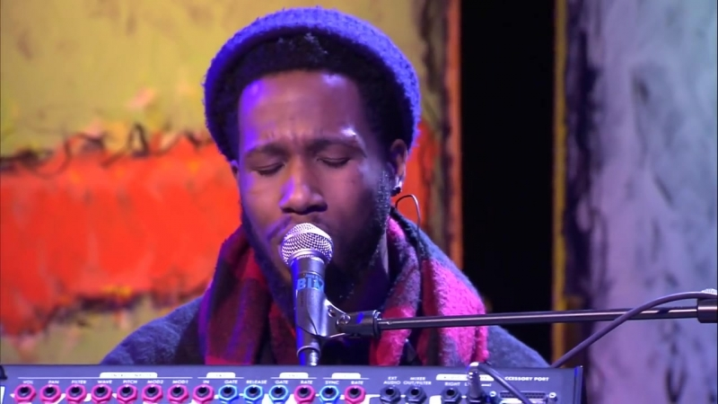Cory Henry Yoran Vroom - Georgia on my Mind (live @Bimhuis Amsterdam)
