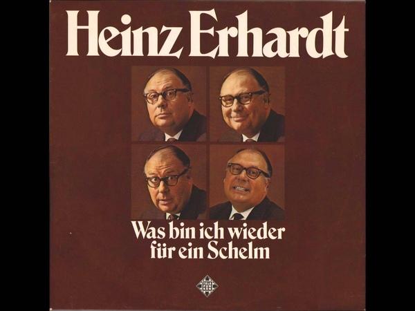 Heinz Erhardt - ''Noch'n Gedicht'' und andere Ungereimtheiten (1. 2. Teil)