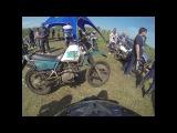 Endurocross Tyumen. Light enduro, Race 2. Suzuki Djebel 200 - part 2