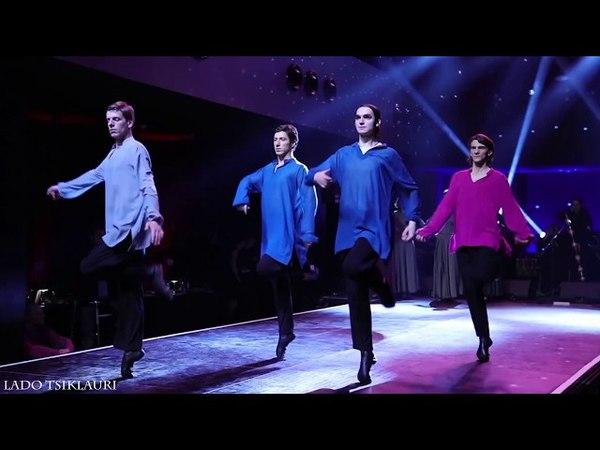 ცეკვა ქართული - სუხიშვილები რესპუბლიკაში suk