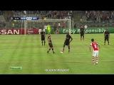 Шикарный удар Демба Ба в матче Бешикташ - Арсенал HD