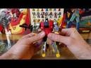 Обзор Snarl Dinobot / DX9 Desert Warrior Thorner