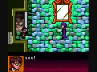 Гарри Поттер и философский камень (Game Boy Color) Часть 14 - Путь через Запретный коридор; Сражение с Квиррелом-Волан-де-Мортом.