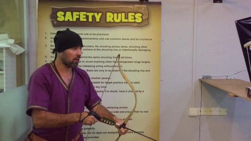 INCREASING THE ARROW SPEED BY USING THE MILITARY TECHNIQUE by MIHAI COZMEI
