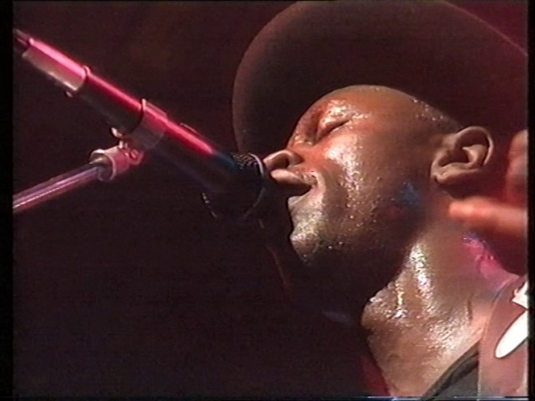 Luther Allison Live 1991