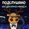 Подслушано ХК Динамо-Минск