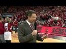 Louisville Men's Basketball: 2014 Senior Day Ceremony