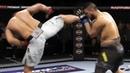 Junior Cigano Dos Santos vs Tai Tuivasa. UFC3