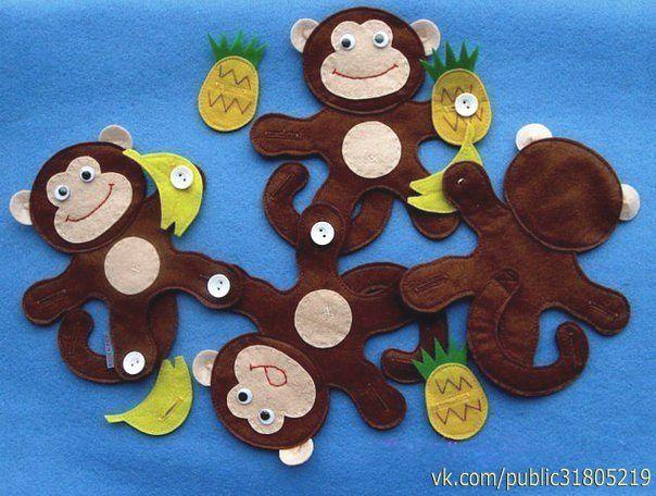 ✨ Игрушки-застежки для наших малышей.  ============================== ✂ #hand_made #сделай_сам #мастер_классы